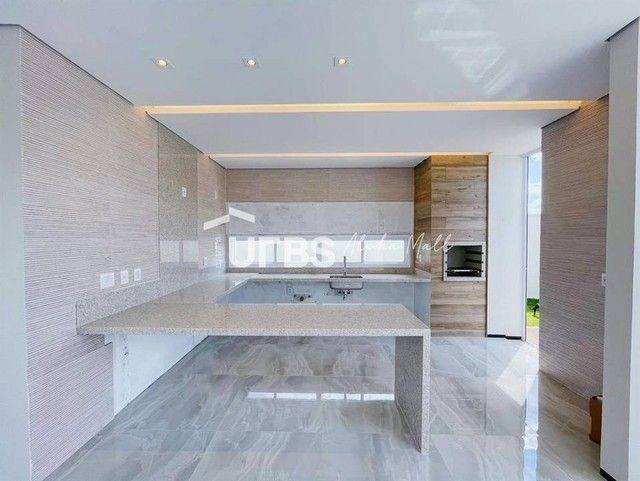 Casa de condomínio para venda com 214 metros quadrados com 3 quartos - Foto 8