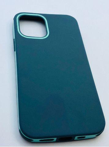 Case / Capinha simples lisa iPhone 12 Mini (5.4) (Aceito cartão) - Foto 5