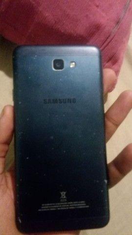 Vendo Samsung j7 350 para sai rapido