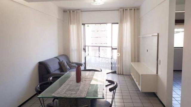 Apartamento com 2 quartos para alugar, R$2100,00 Tudo - Boa Viagem - Recife/PE - Foto 7