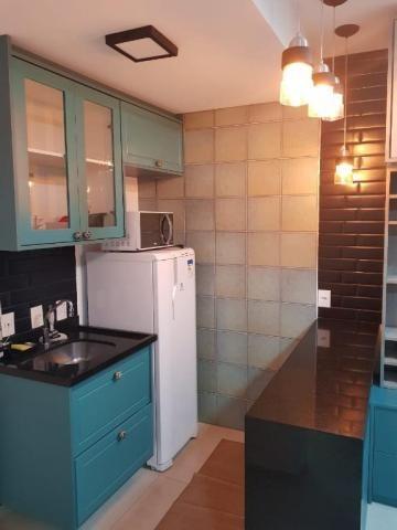 Apartamento com 1 dormitório para alugar, 33 m² por R$ 1.800/mês - Jardim Tarraf II - São