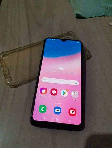 Samsung A30s 64 gs 4 de ram com capinha pelicula aparelho otimo.  - Foto 2