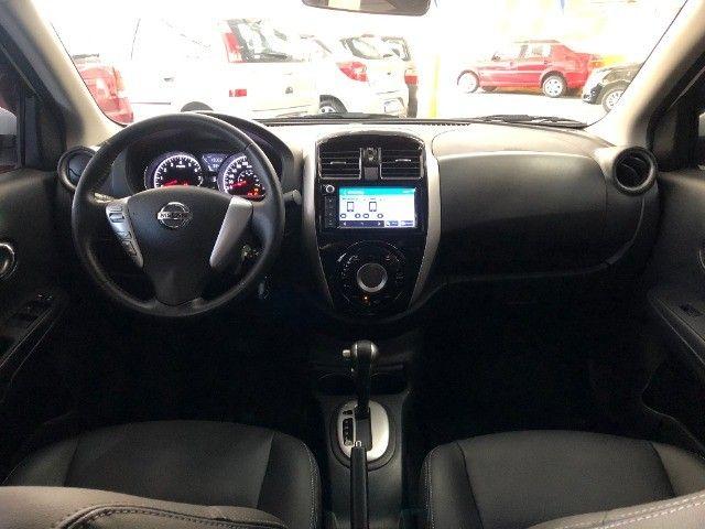Nissan Versa 1.6 SL 2020 Automático   - Foto 8
