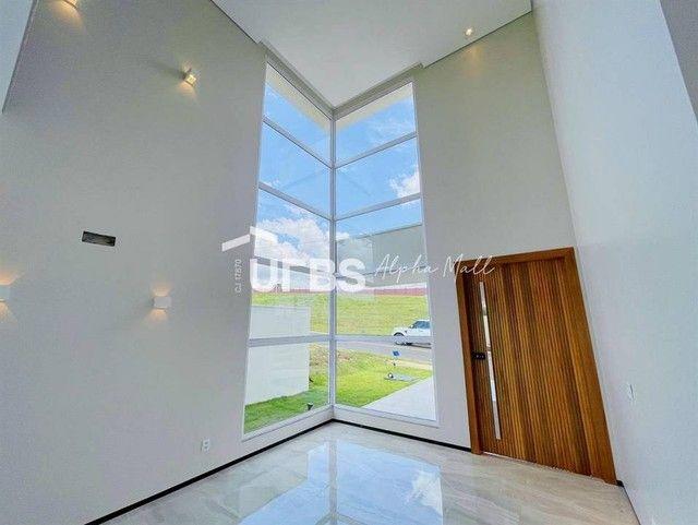 Casa de condomínio para venda com 214 metros quadrados com 3 quartos - Foto 5