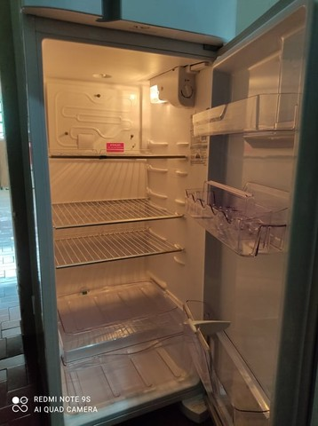 Refrigerador Electrolux 260 Litros + NF E Garantia De 1 Ano --- Sem Uso !!! - Foto 4