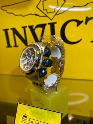 Relógio Bolt Zeus máquina z60 (Suíça)  - Foto 2