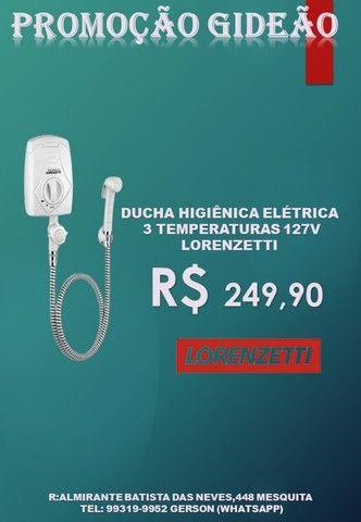 ducha higienica eletrica lorenzetti