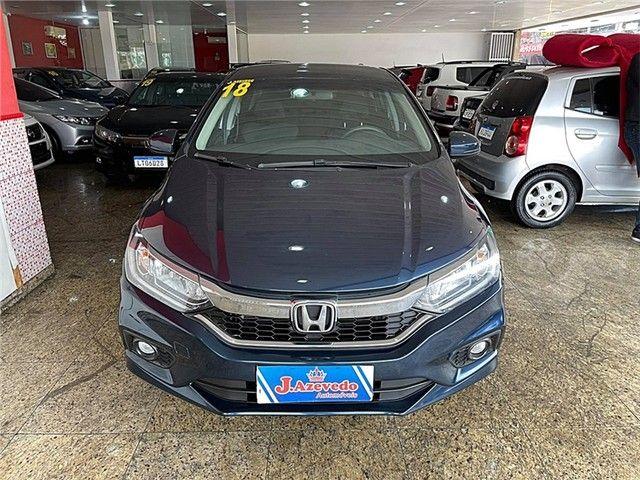 Honda City 2018 1.5 lx 16v flex 4p automático