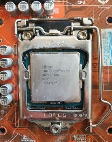 Kit i7 3770 - placa mãe 1155