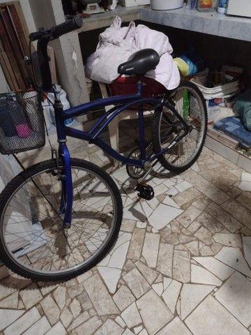 Bicicleta de cestinha  - Foto 3