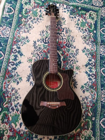 Violão ( tagima california ) acoustico elétrico  - Foto 6