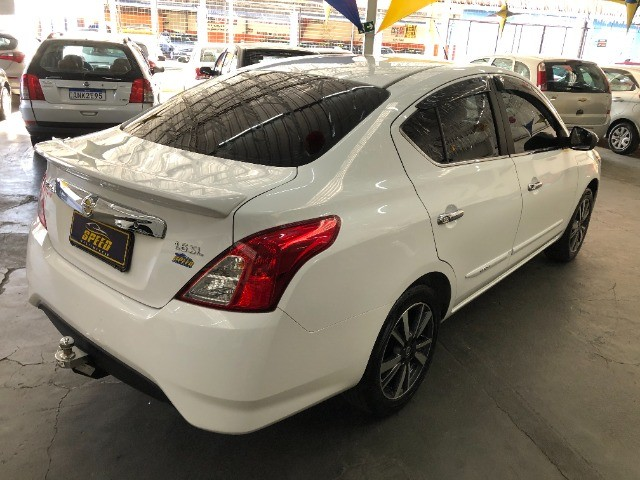 Nissan Versa 1.6 SL 2020 Automático   - Foto 4