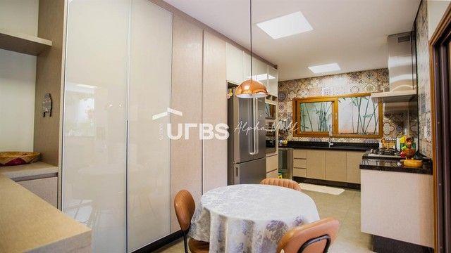 Casa de condomínio para venda com 410 metros quadrados com 4 quartos em Jardins Paris - Go - Foto 7