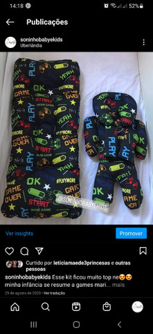 Enxoval do bebe - Foto 3