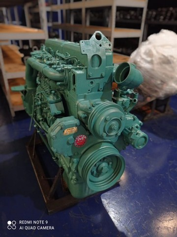 Motor Scania 113 - Foto 2