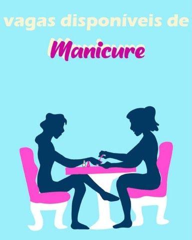 Manicure e Depiladora.