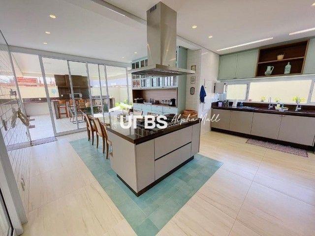 Casa de condomínio para venda com 352 metros quadrados com 4 quartos - Foto 9