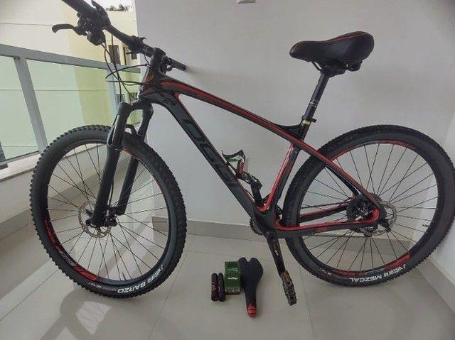 bike oggi agile pro XT 2019 tamanho 19 - Foto 2