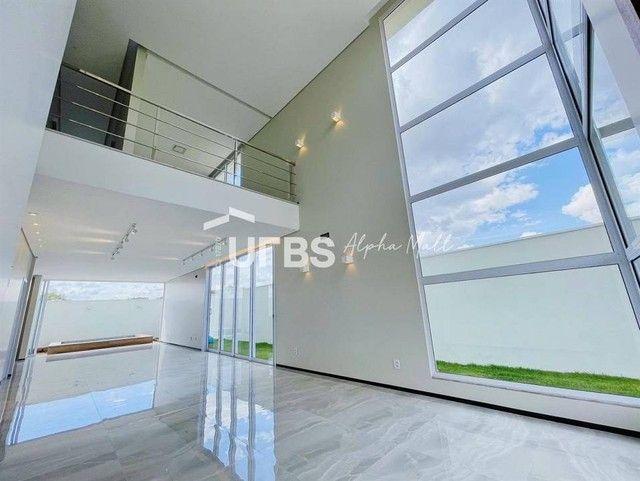 Casa de condomínio para venda com 214 metros quadrados com 3 quartos - Foto 4