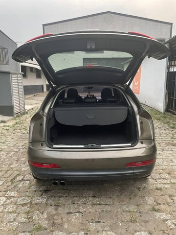 Audi Q3 - Tfsi 2.0 Turbo - Marrom - 2015 - Ambiente Plus + - Foto 6