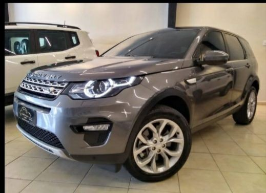 Land Rover Discovery Sport Hse 18/19 37000km