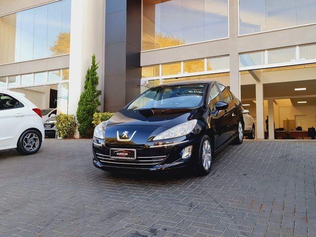 PEUGEOT 408 Sedan Allure 2.0 Flex 16V 4p Mec.
