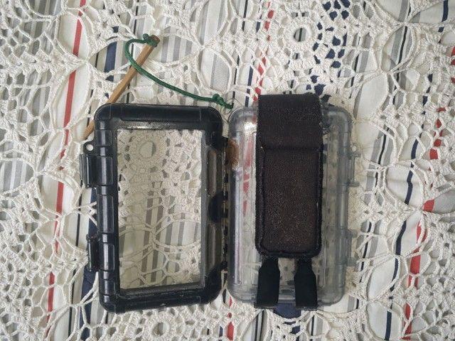 Caixa protetora GPS Trimble  - Foto 4