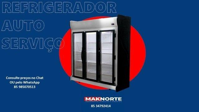Refrigerador Expositor AutoServico Fricon - Foto 3