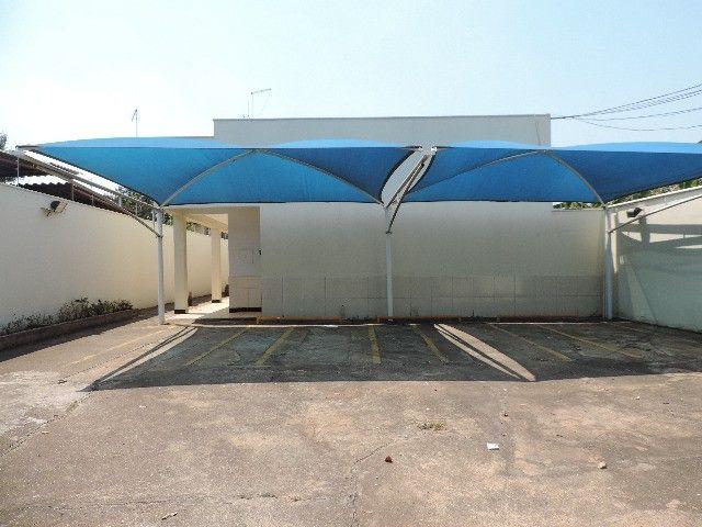 Alugo Quitinete de 1 quarto com garagem, Jardim da Luz, Goiânia - Foto 2