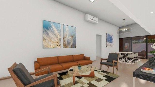 Casa para venda possui 324 metros quadrados com 4 quartos em Jardins Paris - Goiânia - GO - Foto 7