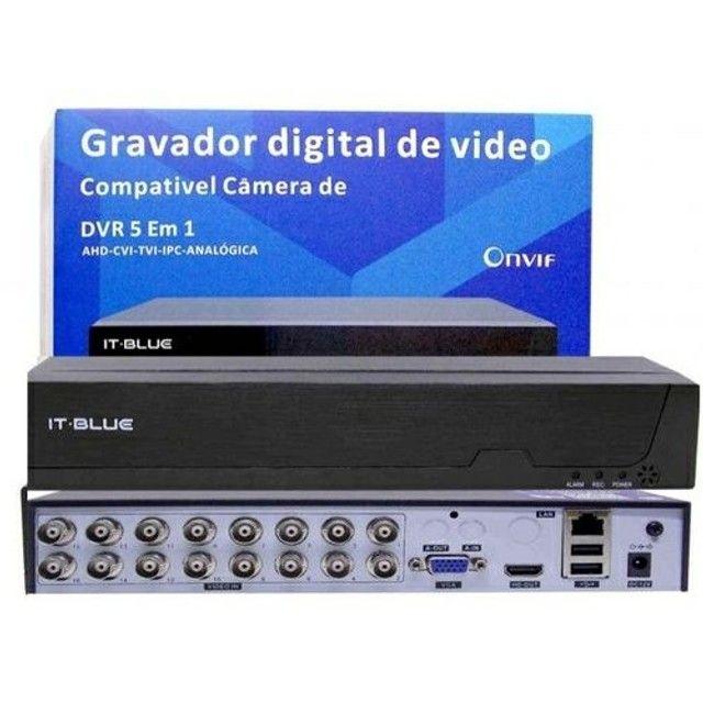 Gravador digital de video compatível com camera fullhd
