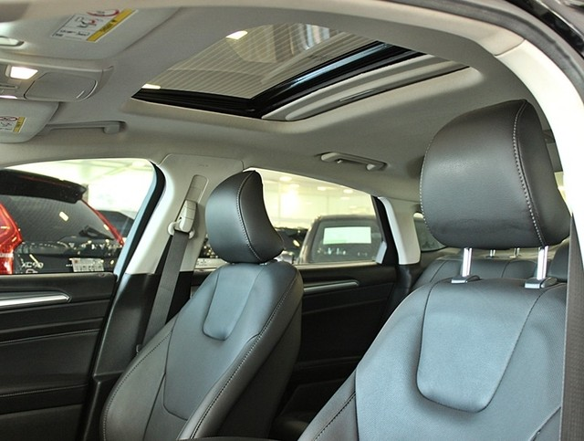 Ford Fusion 2.0 TITANIUM AWD 4P GASOLINA AUT - Foto 4
