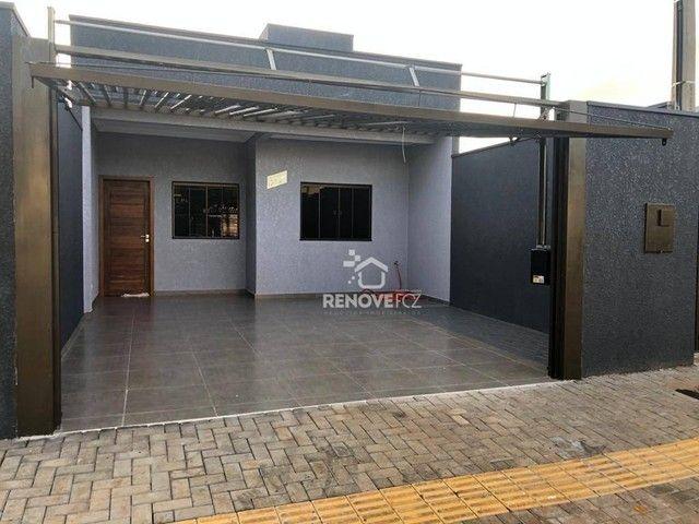 Casa com 2 dormitório à venda, 85 m² por R$ 320.000 - Jardim Ipê II - Foz do Iguaçu/PR - Foto 2