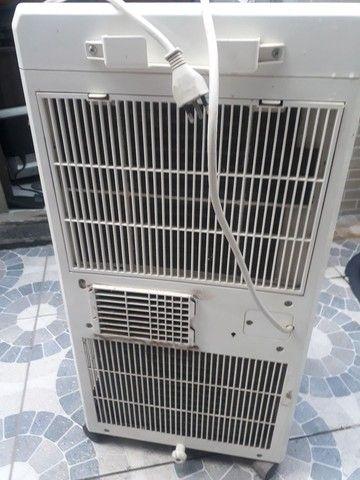 Ar condicionado portátil Tec Home  - Foto 4