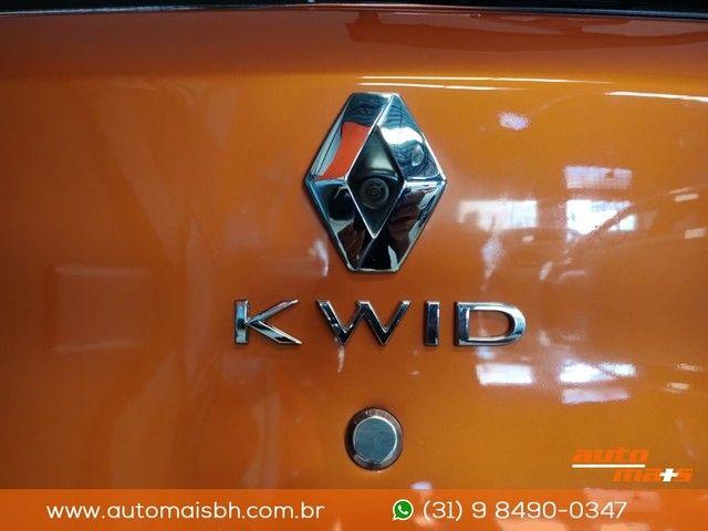 RENAULT KWID OUTSIDER 1.0 12V 5P MEC. FLEX 2020 - Foto 9