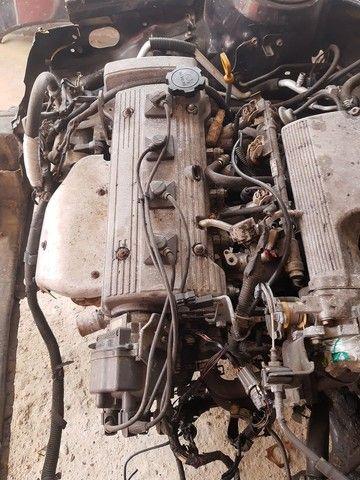 Motor Corolla vendo - Foto 2