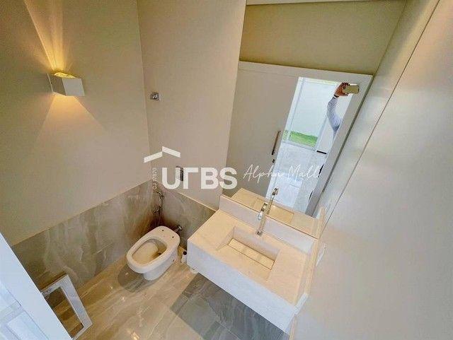Casa de condomínio para venda com 214 metros quadrados com 3 quartos - Foto 12
