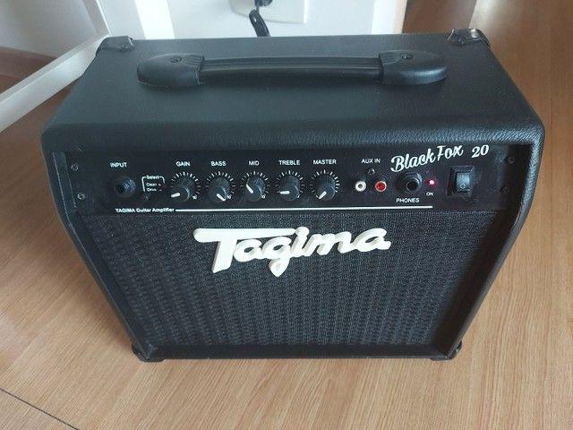 Amplificador Tagima Blackfox - Foto 4