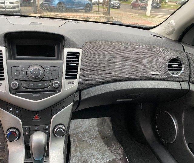 Chevrolet Cruze 1.8 LT Automático 4P - Foto 8