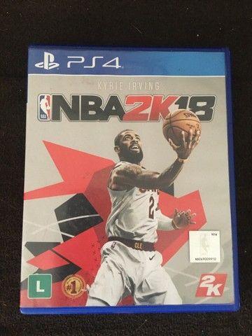 NBA 2018 ps4