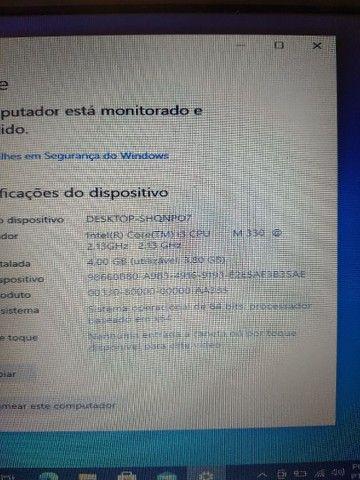 Nootbook CCE Win i3 m330 - 4gb ddr3 - Foto 4