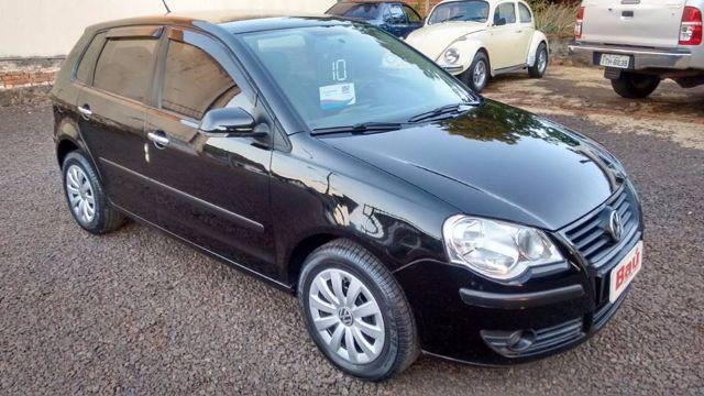 Vw - Volkswagen Polo 1.6 Hatch Completo