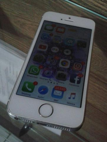 IPhone 5s Silver 4g