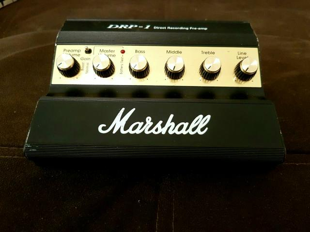 Pedal Marshal DRP-1