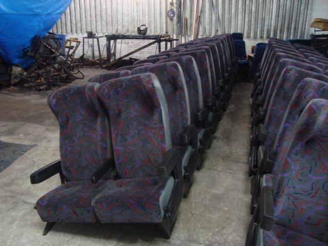 Bancos de ônibus, 49 lug. comil, canpeone, reformados, revisados - Foto 3