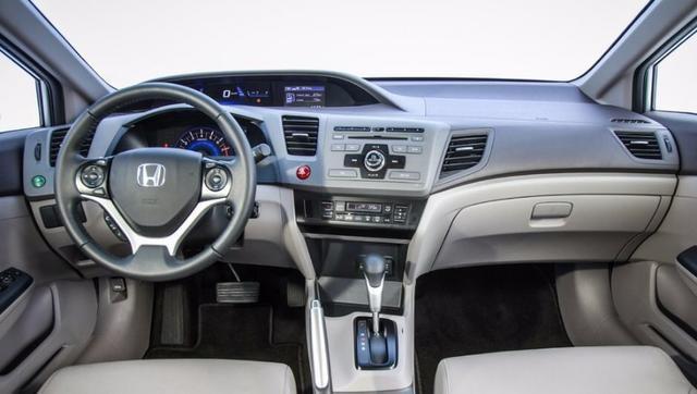 Delightful Honda Civic LXS 2013   Impecável
