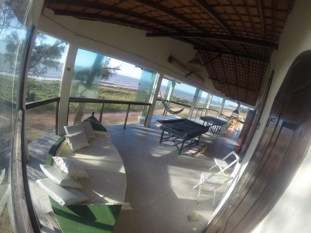Casa em Frente ao Mar Marataizes 5 suites temporada 600,00 - Foto 6