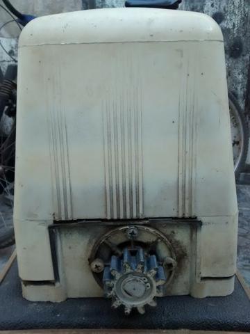 Motor de portao sem chave e sem controle rossi