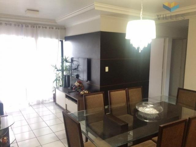 Ed. Centhauros Apartamento residencial à venda, Serraria, Maceió.