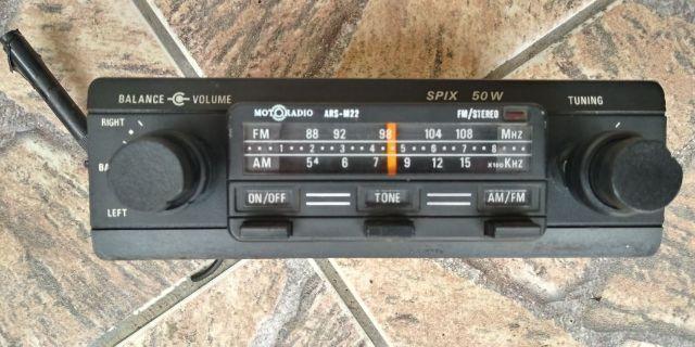 Rádio para Fusca